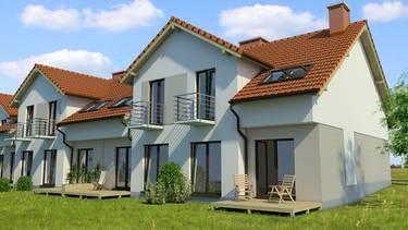 Osiedle domów jednorodzinnych ul. Niska
