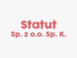 Statut Sp. z o.o. Sp. K.