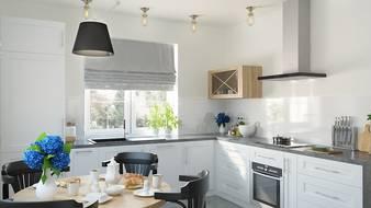 Nowe mieszkanie - duża zmiana.  Nowe wnętrze - duże wyzwania