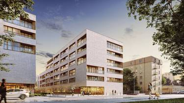 Apartamenty Niemcewicza 19