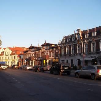 Jak mieszka się w gdańskiej Oliwie?