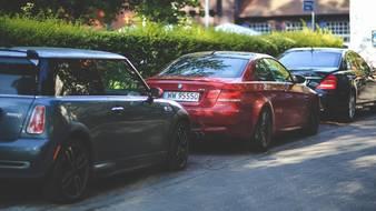 Parking na prywatnej działce