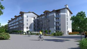 Zdjęcie inwestycji Nadolnik Compact Apartments