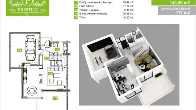 Osiedle Villa Prestige Park etap III