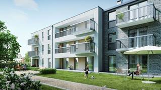 Apartamenty Warszewo Etap II