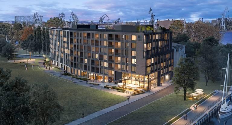 Chlebova apartamenty inwestycyjne 23%VAT