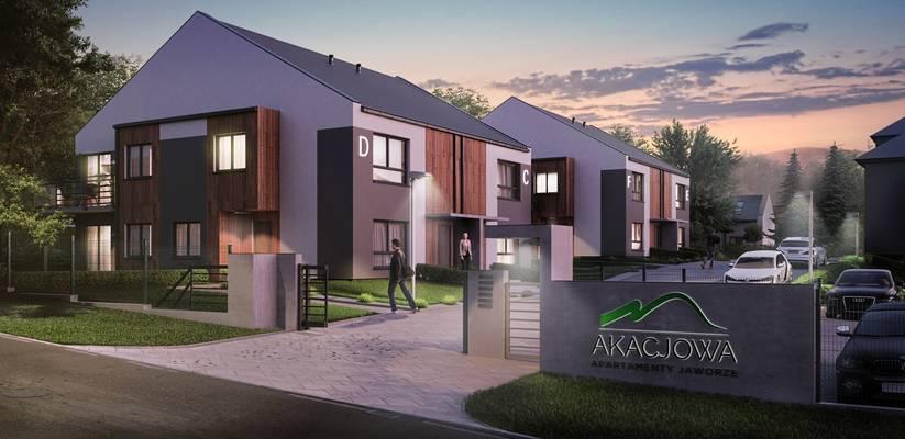 Apartamenty Akacjowa