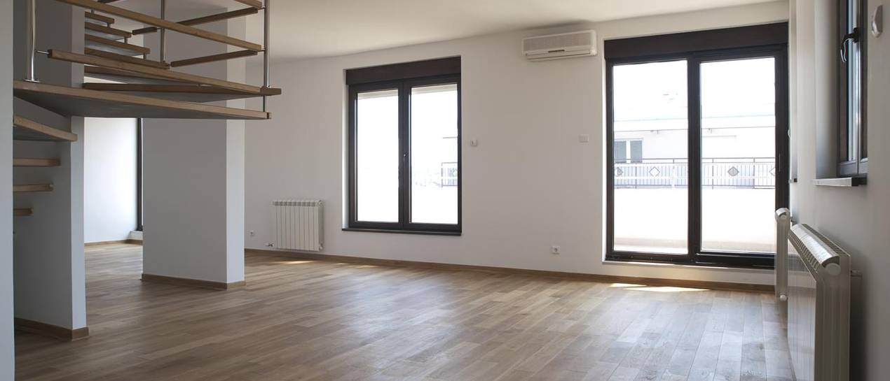 Mieszkanie dwupoziomowe - wady i zalety