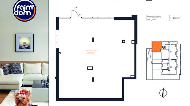 Fajny Dom, etap V