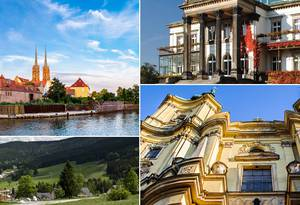 Wrocław i okolice