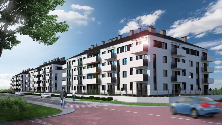 Osiedle Bocianie Gniazdo - Budynek nr III