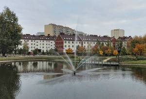 Warszawa, Bielany, Las Bielański