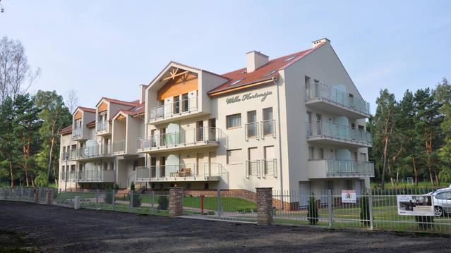 Apartamenty Willa Hortensja