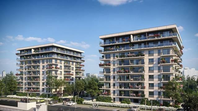 Central Park Apartments 2