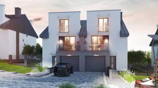 Piltza 16 - Domy w mieście - II etap