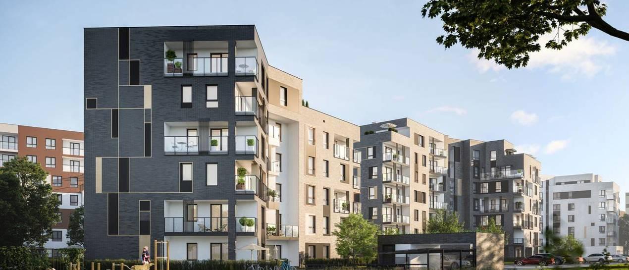 Euro Styl - Kolejne mieszkania na osiedlu Idea