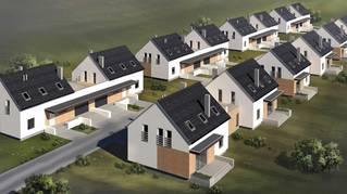 Osiedle domów Habdasówka