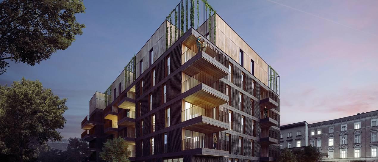 Gliwice stawiają na apartamenty premium
