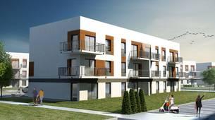 Zdjęcie inwestycji Osiedle przy ul. Wimmera