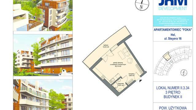 Apartamenty Foka