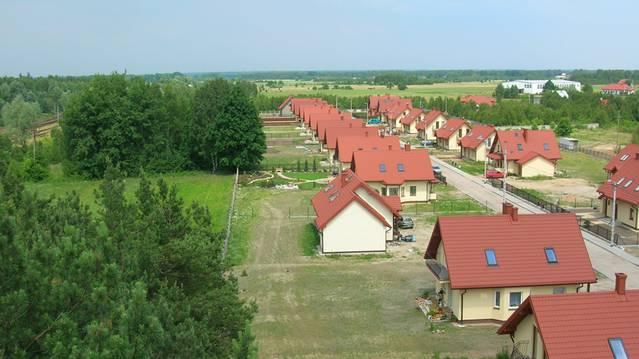 Domy w Grzebowilku