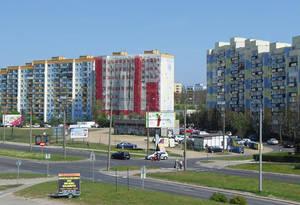 Gdańsk, Zaspa-Rozstaje