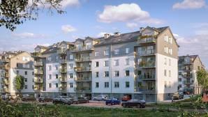 Zdjęcie inwestycji Zielona Góra Os. Czarkowo