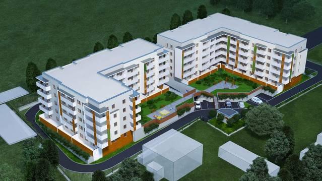 Osiedle Przy Jacewskiej II etap - budynek B