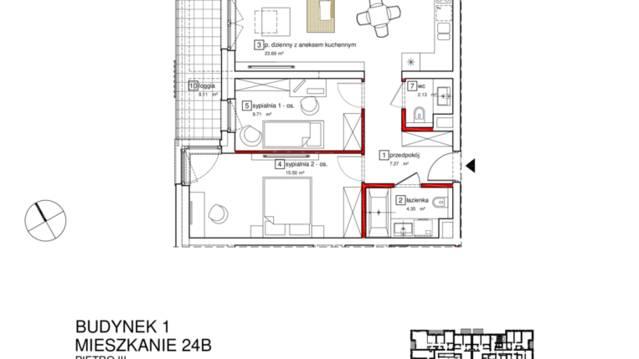 Apartamenty Karolinki