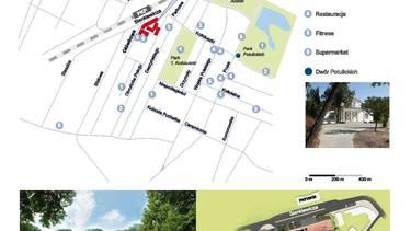 Osiedle Grafitowe - Etap II - Budynki A, B, C