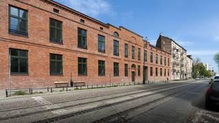 Fabryka na Pradze