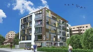 Bronowicka 9 - Apartamenty z wykończeniem w cenie