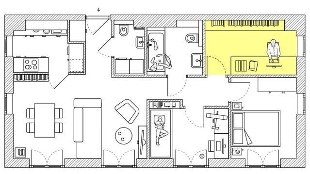 mieszkania przy chmielnej