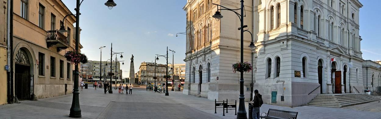 łódzkie, Łódź, Śródmieście