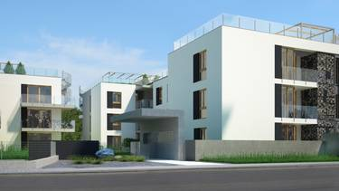 Apartamenty z Ogrodu etap II