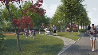Nowy Ołtaszyn Park