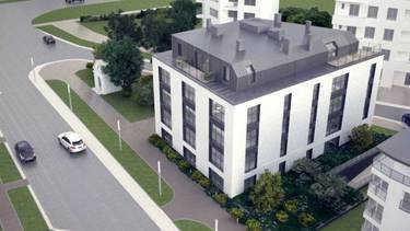 Apartamenty Dworska