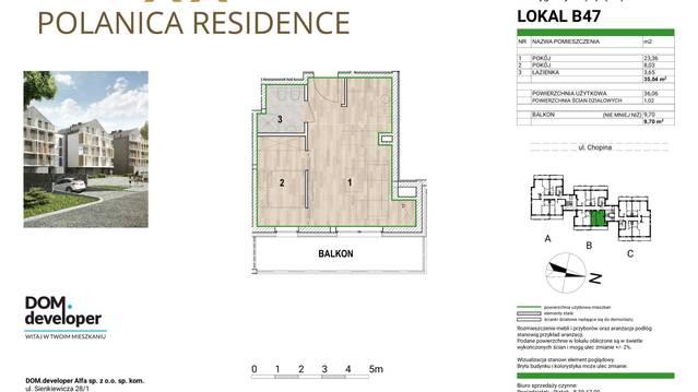 Polanica Residence