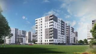 Piasta Towers budynki 4 i 5