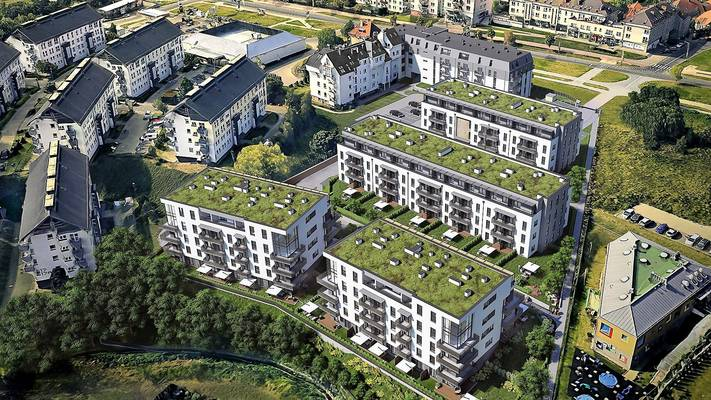 Apartamenty Duńska II etap
