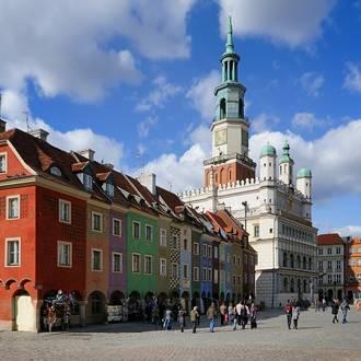 Poznań pełen architektonicznych perełek