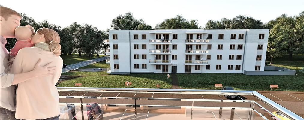 Apartamenty Osiedle Lawendowe Człuchów