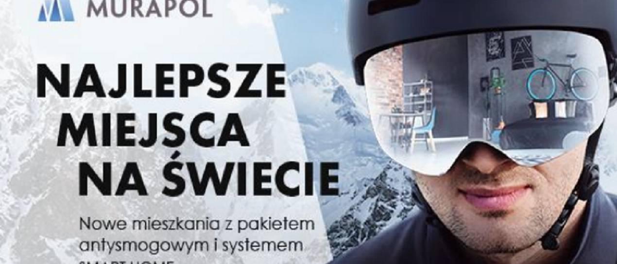 Andrzej Bargiel ambasadorem Grupy Murapol