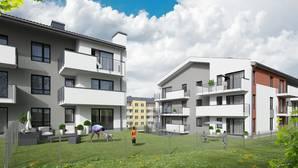 Zdjęcie inwestycji Osiedle Nowy Horyzont - Gdańsk Łostowice