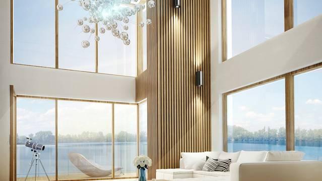 Apartamenty Marina. Projekt Plaża