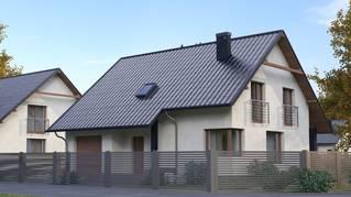 Osiedle domów jednorodzinnych w Bożejewiczkach