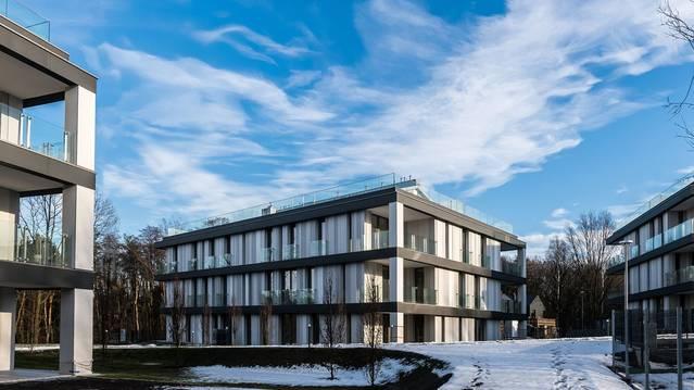 Klimaty Apartamenty w Lesie Borkowskim
