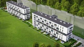 Mieszkania przy Piłsudskiego