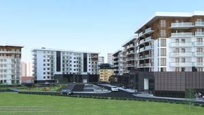 Zdjęcie inwestycji City Park - etap II
