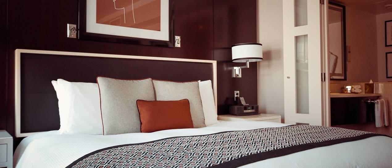 Oświetlenie hotelowe nowoczesne i energooszczędne